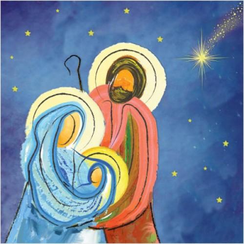 O Holy Night - Small Christmas Card Pack