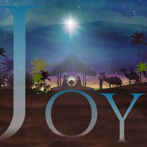 Religious Christmas Images.Joy On Earth Large Christmas Card Pack