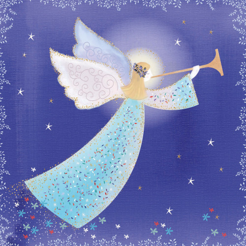 An Angel's Song - Small Christmas Card Pack