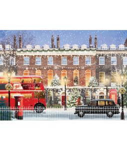 London Street - Christmas Card Pack