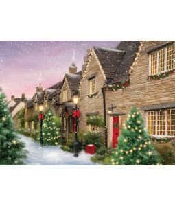 Holiday in the Snow - Christmas Card Pack