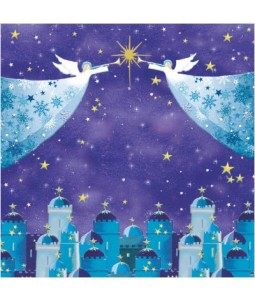 Angels Flight - Large Christmas Card Pack