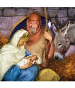 Nativity - Small Christmas Card Pack