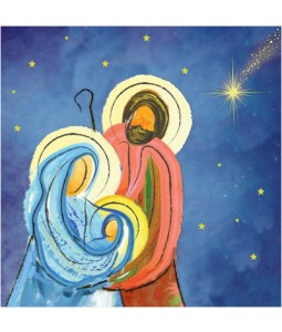O Holy Night - Large Christmas Card Pack