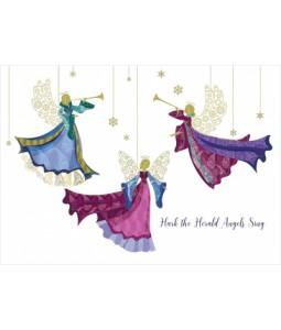 Angels Sing - Christmas Card Pack