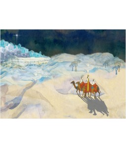 Following Yonder Star - Christmas Card Pack