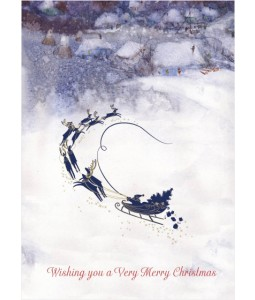 Midnight Prancing - Christmas Card Pack