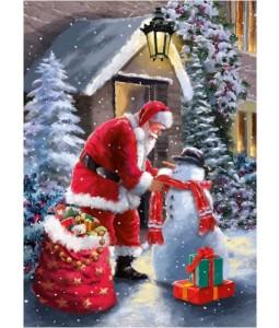Santas Friend - Christmas Card Pack