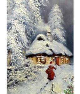 Santas Trek - Christmas Card Pack