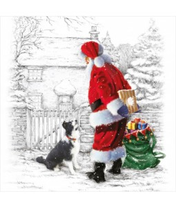Santas Helper - Small Christmas Card Pack