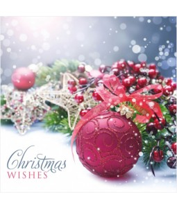 Christmas Arrangements - Small Christmas Card Pack