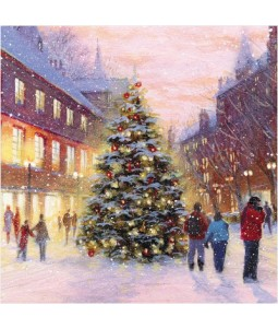 The Eve of Christmas - Small Christmas Card Pack