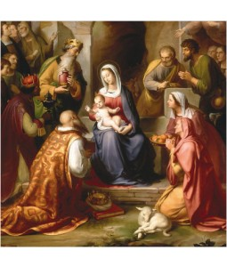 The Nativity - Small Christmas Card Pack