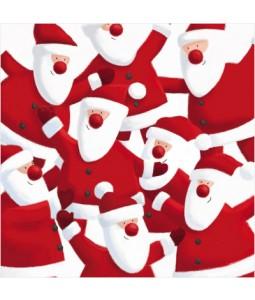 Jolly Santa - Small Christmas Card Pack