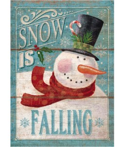 Snow is Falling - Christmas Card Pack