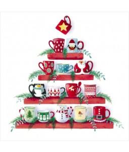 Mug Tree - Small Christmas Card Pack