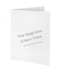 Bespoke - Portrait Christmas Card Pack