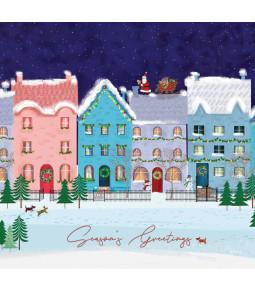 Christmas Eve - Small Christmas Card Pack