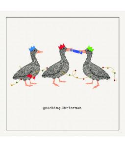 Quacking Christmas - Large Christmas Card Pack