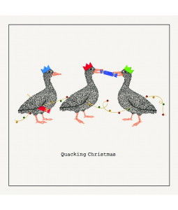 Quacking Christmas - Small Christmas Card Pack