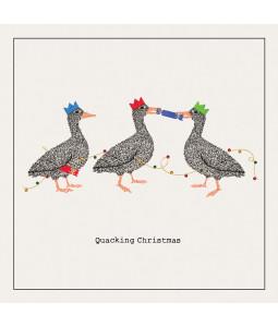 Quacking Christmas - Small Christmas Card Pack