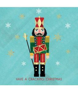 Nut Cracker - Small Christmas Card Pack