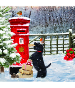 Christmas Mail - Small Christmas Card Pack