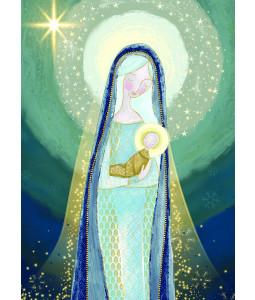 Contemporary Madonna - Christmas Card Pack