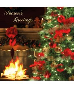 Burning Bright - Large Christmas Card Pack