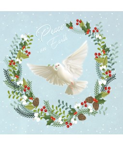 Peace on Earth - Small Christmas Card Pack