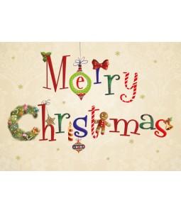 Holly Jolly Christmas - Christmas Card Pack