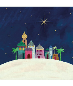 At Bethlehem- Large Christmas Card Pack
