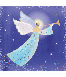 An Angel's Song - Large Christmas Card Pack