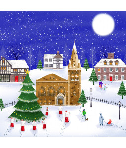 Midnight Mass - Large Christmas Card Pack