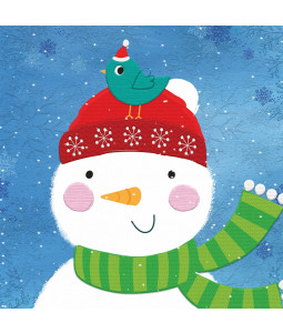 Jolly Time - Small Christmas Card Pack