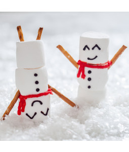 Snowman Fun - Small Christmas Card Pack