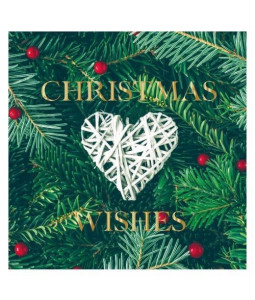 Christmas Wishes- Small Christmas Card Pack