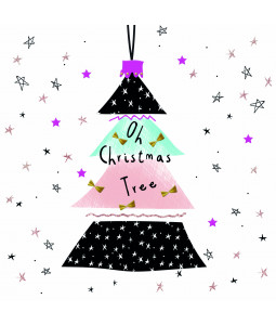 Oh Christmas Tree - Small Christmas Card Pack