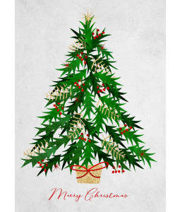 Berry Tree - Christmas Card Pack