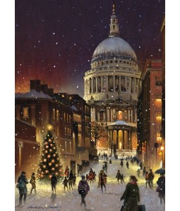 Christmas at St Pauls - Christmas Card Pack