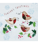 A Trio - Small Christmas Card Pack