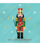 Nut Cracker - Large Christmas Card Pack